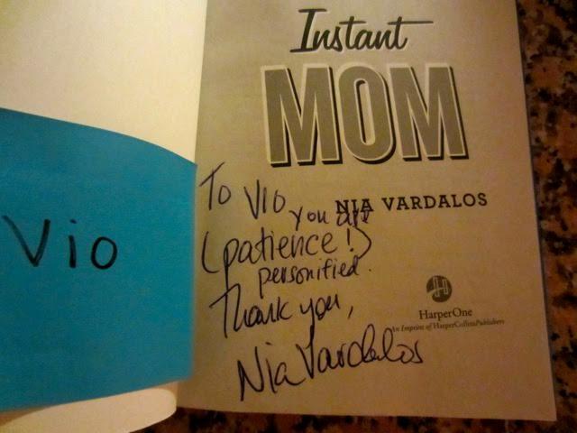 Signed Book from Mia Vardalos