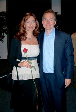 Vio with John Gray, Ph.D.