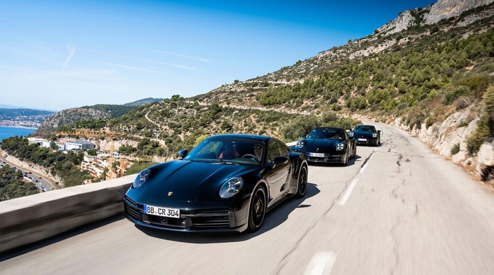 2020 Porsche 911 Turbo S