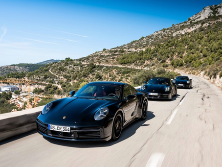 First Look: All-New 2020 Porsche 911 Turbo S