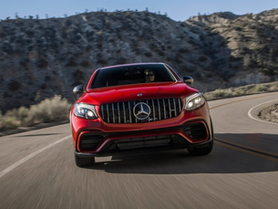 First Drive: 2018 Mercedes-AMG GLC 63 S Coupe