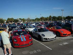 In Photos: The 64th Annual Porsche Parade