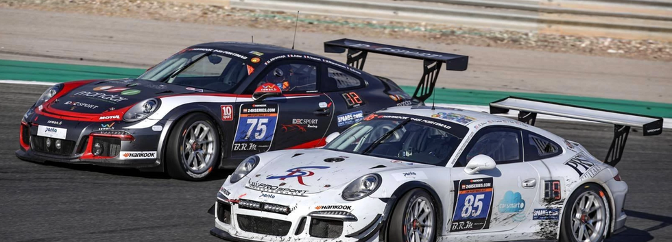 Porsche 991 Cup - 2017 Series