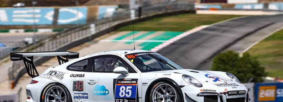 Porsche 991 Cup - 2017 Season