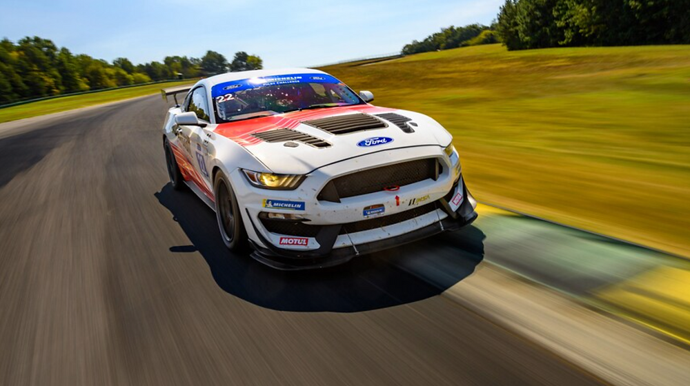Ford Mustang GT4 Racer