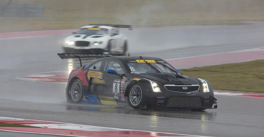 Cadillac ATS-V.R GT3 - 2015 Season