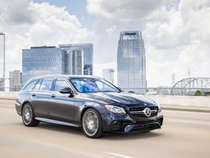 Track Drive: 2018 Mercedes-AMG E63 S Sedan and Wagon