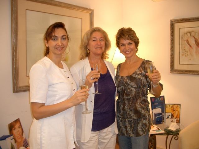 Ms. Salvadori & Dr. Helene Friedberg