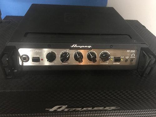 Ampeg PF-350 bass amp head
