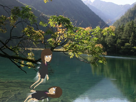 Asómate al lago de la identidad