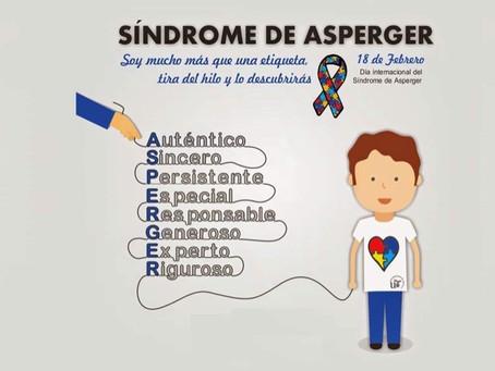 ASPERGER. MÁS ALLÁ DEL SÍNDROME