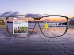 Facebook's Ray-Ban smart glasses will be released in 2021 but without a part of the features