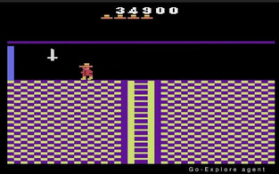 Reinforcement learning algorithms score higher than Humans, other AI systems in classic video games
