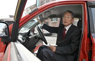 The road not taken: South Korean self-driving professor