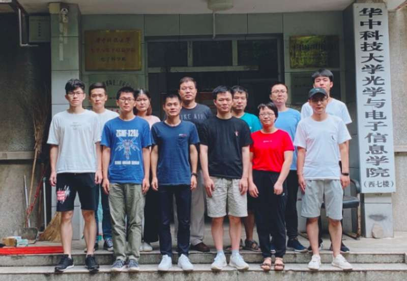 Research Group of the Laboratory of Nanoscale Energy-saving Devices and Systems (NEEDS). Photo: Li et al.