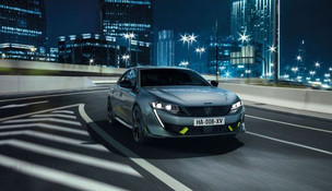 New Peugeot 508 Sport Engineered 2021, currently on sale