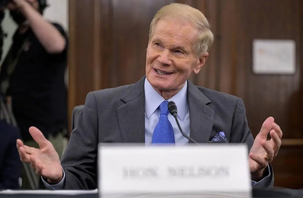 Former astronaut and Senator Bill Nelson appointed as new NASA administrator