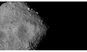 Far off detecting information reveals insight into when and how space rock Ryugu lost its water
