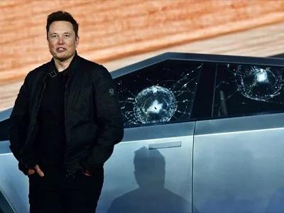 Tesla Cybertruck User Interface (VIDEO)