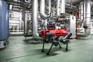 ANYbotics shows a full-scale solution for robotic inspection
