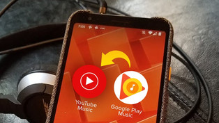 Google will replace Google Play Music with YouTube Music in October