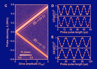 The coherence of spin qubits was increased by 10 thousand times