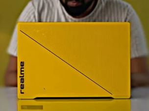 The price of the first Realme laptop