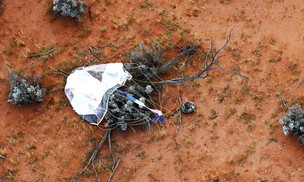 Japan's capsule with asteroid samples retrieved in Australia