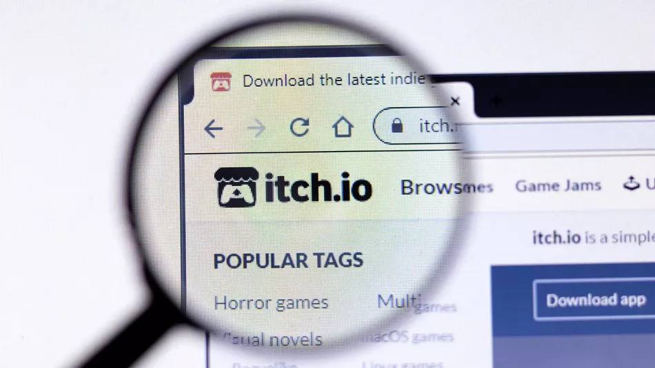 What is it Itch.io? This indie oddball game store is a vital source of creativity.