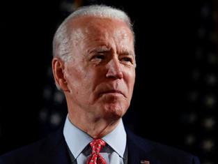 On his first weekend as President, Joe Biden played Mario Kart