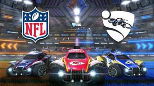 Rocket League Returns NFL Fan Pack and Gridiron LTM to Celebrate NFL Draft