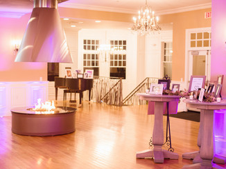 Rustic-Elegant Wedding Venue