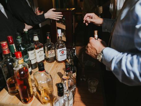 Upgrade of the Week: Cigar & Whiskey Bar!