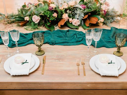 Farmhouse Table Design Tips by NJ Wedding Florist | Thistle Bee the Florist