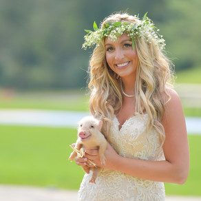 Fun ways to Include your pet in your Wedding day