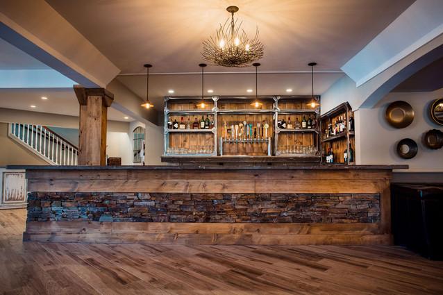 Rustic Cocktail Hour Bar NJ