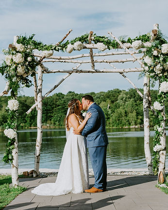 Rock Island Lake Club Photos Nj Outdoor Lakefront Wedding Venue