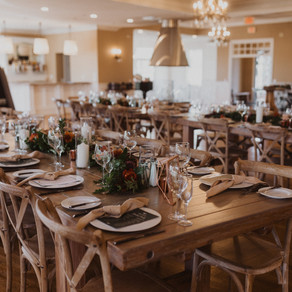 Farmhouse Table Design Tips by NJ Wedding Florist | Thistle Bee the Florist