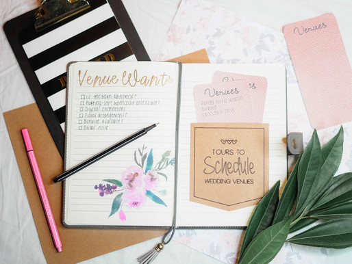 How to Stay Organized During Wedding Planning