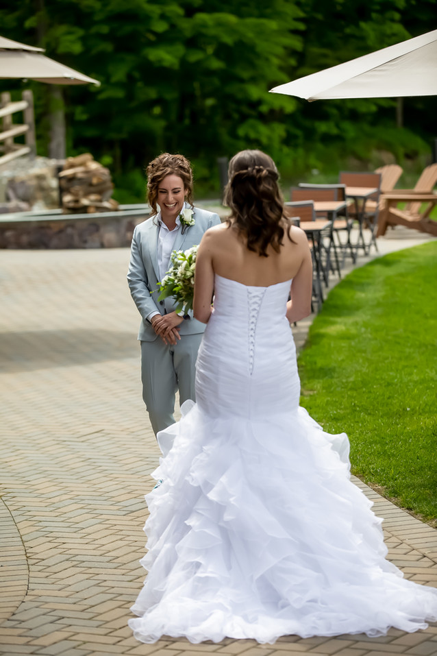 First Look at NJ Wedding Venue
