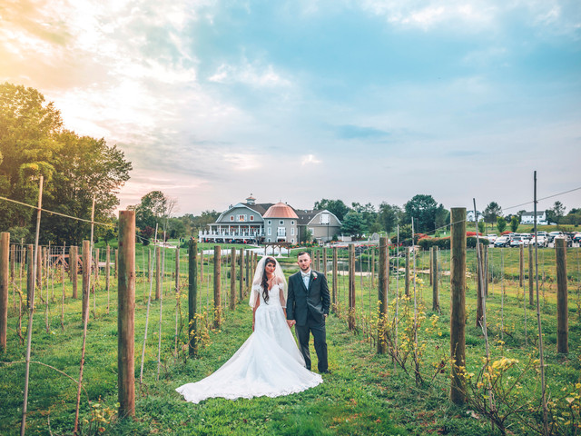 Vineyard Wedding Venue NJ