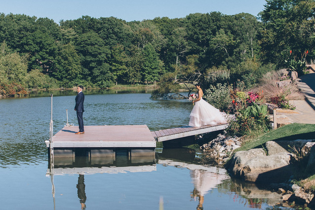 First Look at Lakefront Wedding Venue in NJ