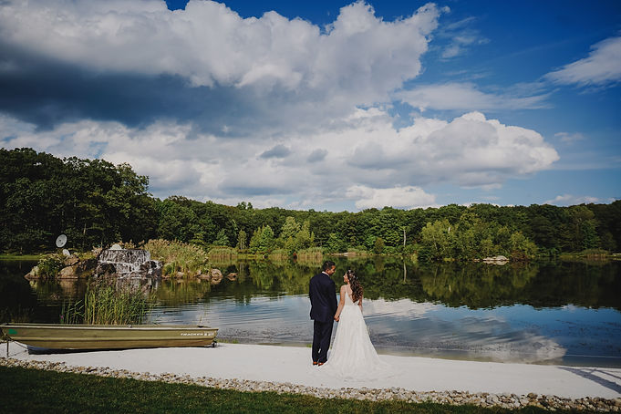 Lake Bride Groom Sky Trees.jpg