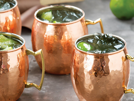 Moscow Mule Bar