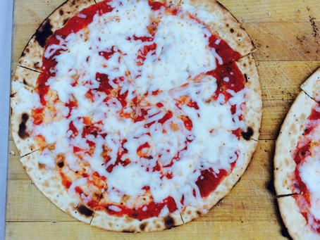 Upgrade of the Week: Brick Oven Pizza