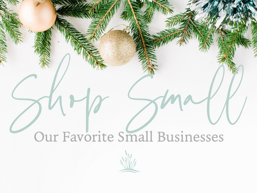 Our Favorite Small Businesses