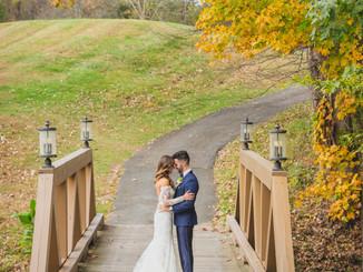 Rustic Outdoor Wedding Venue NJ