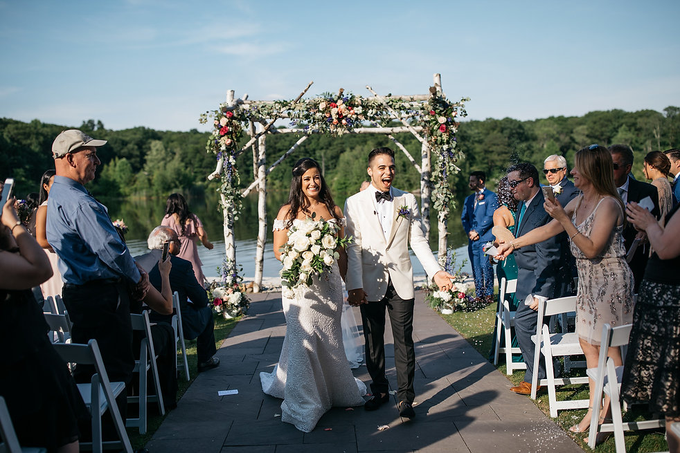 Weddings At Rock Island Lake Club