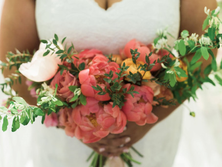 April (Bridal) Showers Bring May (Wedding) Flowers