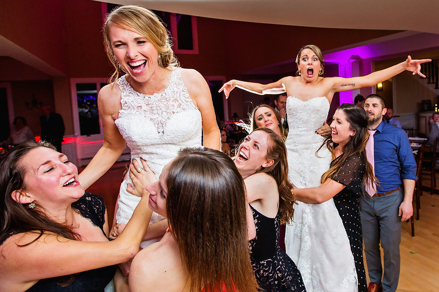 NJ Wedding Reception Party